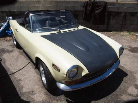 1974 Fiat 124 Spider 3 right front