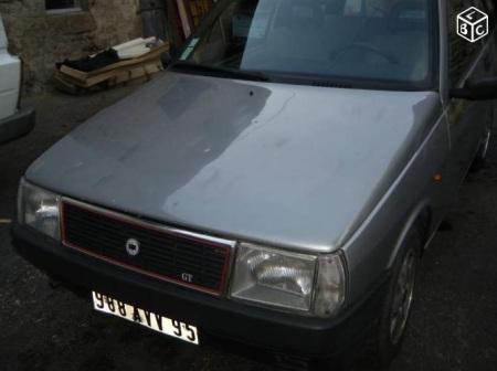 1992 Lancia Y10 GT left front