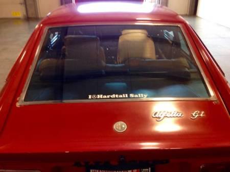 1977 Alfa Romeo Alfetta GT hatch