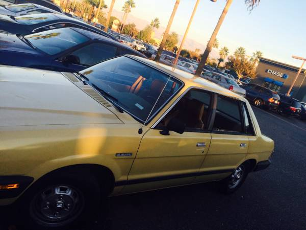 Subaru San Jose >> Northwest Profit – 1980 Subaru 1600DL | Rusty But Trusty