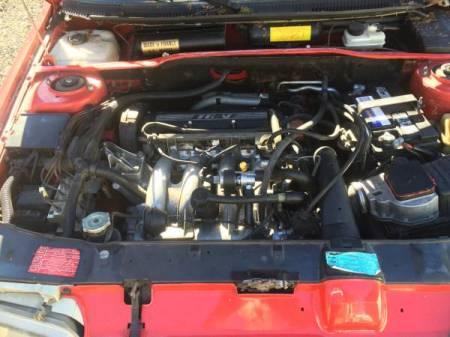 1991 Peugeot 405 Mi16 engine