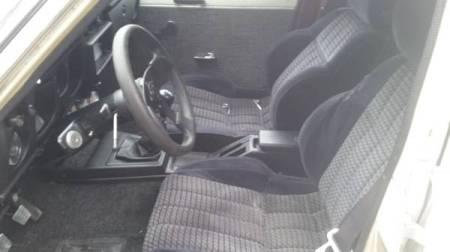 1971 Datsun 510 wagon interior