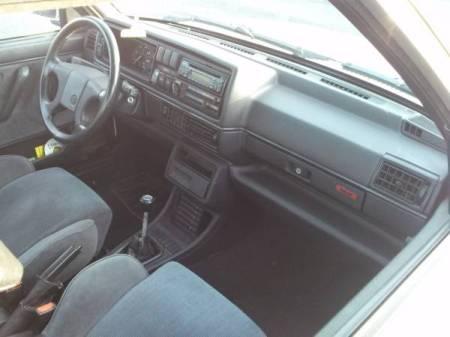 1992 Volkswagen Jetta GLI interior