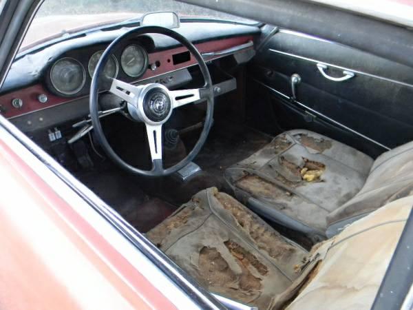 Flashback Deal 1964 Alfa Romeo Giulia Ss Rusty But Trusty