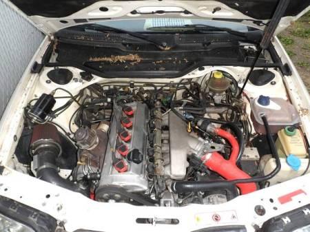 1995 Audi S6 engine