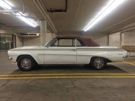 1962 Pontiac Tempest left