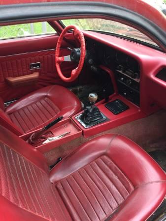 Big Peepers 1970 Opel Gt Rusty But Trusty