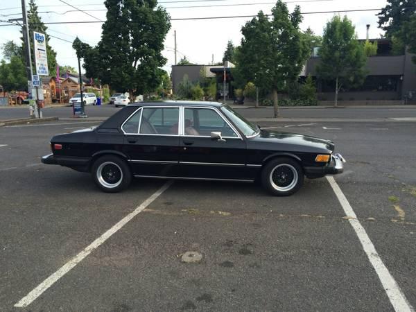 BMWs Alfetta BMW I Rusty But Trusty - 1977 bmw