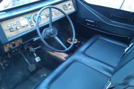 1980 Comutacar interior