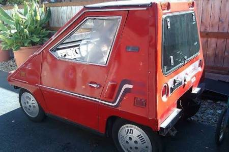 1980 Comutacar left rear