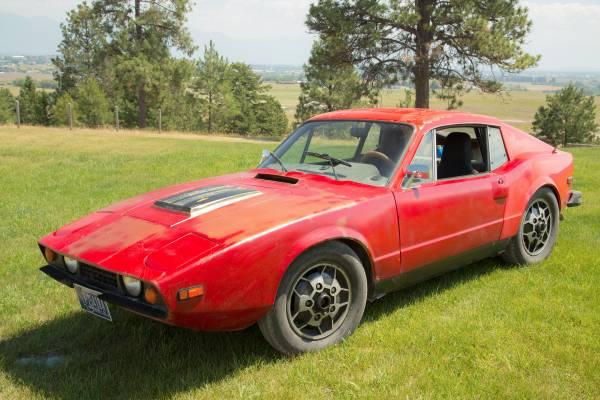 Used Cars Kalispell >> 96 in a Nice Frock – 1973 Saab Sonett III   Rusty But Trusty