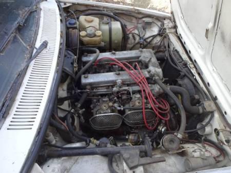 1976 Alfa Romeo Alfetta GT 3 engine
