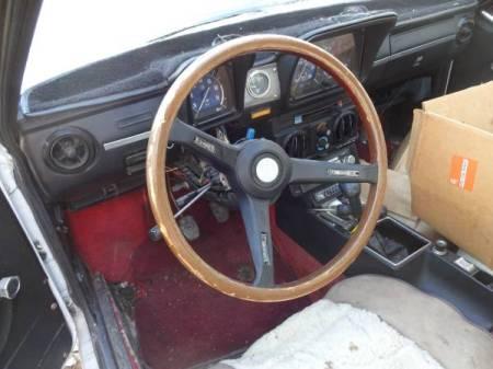 1976 Alfa Romeo Alfetta GT 3 interior