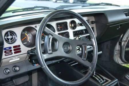 1978 Toyota Celica GT interior