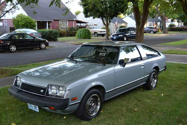 Heavenly Ra42 1978 Toyota Celica Gt Liftback Rusty But