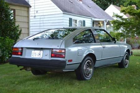 1978 Toyota Celica GT right rear