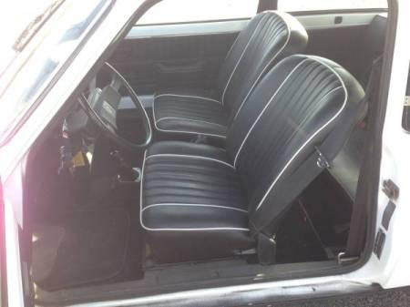 1979 Renault LeCar 2 interior