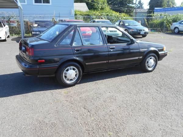 Secret 4age Man 1988 Chevrolet Nova Twin Cam Rusty But Trusty