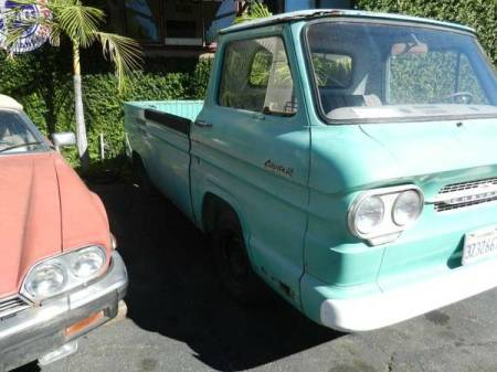 1962 Chevrolet Corvair Rampside right front