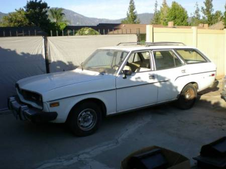 1974 Mazda RX-4 Wagon 1 left front