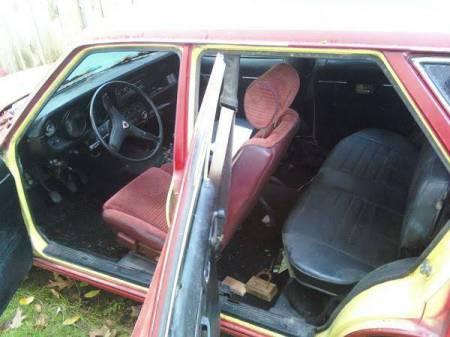 1974 Mazda RX-3 Wagon 2 interior