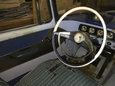1957 Studebaker President interior