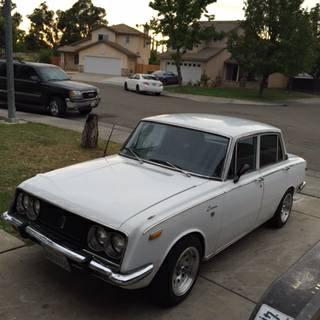 1969 Toyota Corona 1 left front