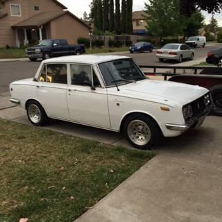 1969 Toyota Corona 1 right front
