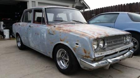 1969 Toyota Corona 2 right front