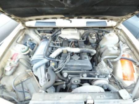 1979 Alfa Romeo Alfetta Sedan 2 engine