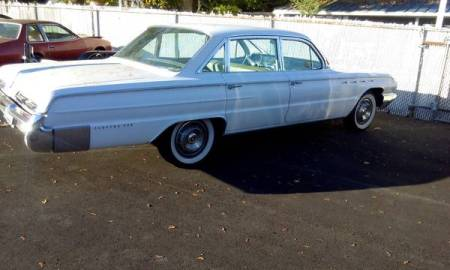 1962 Buick Electra 225 right rear