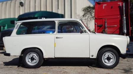 1978 Trabant 601S Kombi right side