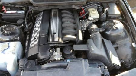 1995 BMW 328ti engine