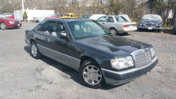 Must Be Coupe Week – 1988 Mercedes 300CE | Rusty But Trusty