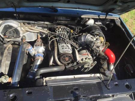 1989 Ford Ranger turbo engine