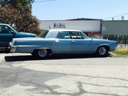 1964 Imperial Crown right side