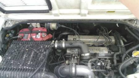 1988 Toyota MR2 SC engine