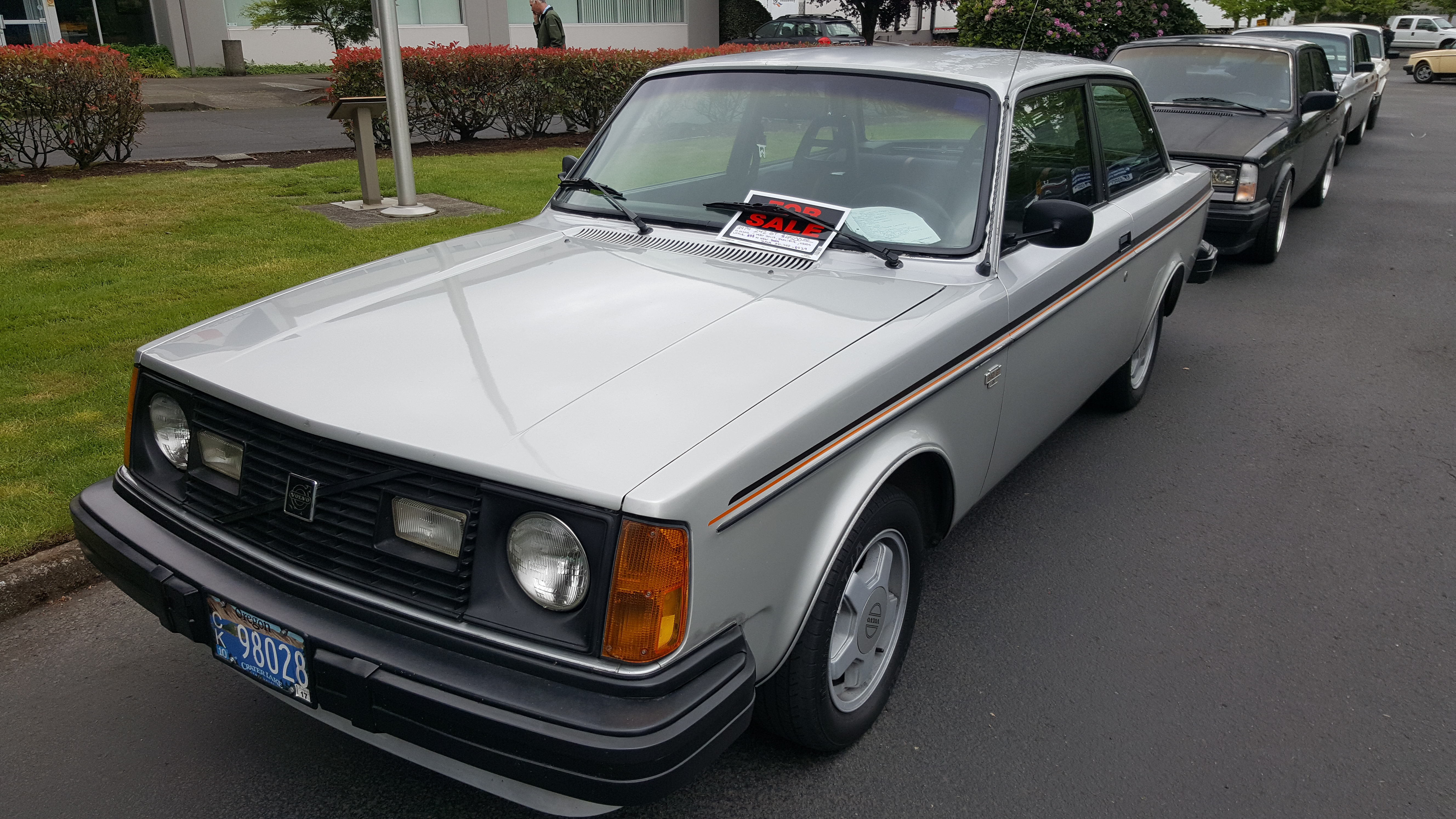 Volvo Show, Part 1 – 1979 Volvo 242 GT | Rusty But Trusty