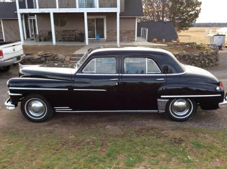 1949 DeSoto Custom left side