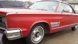 1966 Chrysler 300 left front