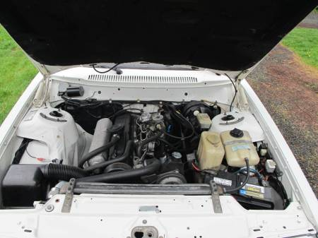 1984 Volvo 240 TurboDiesel engine