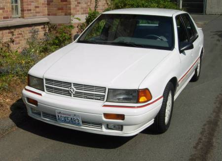 1991-dodge-spirit-rt-left-front